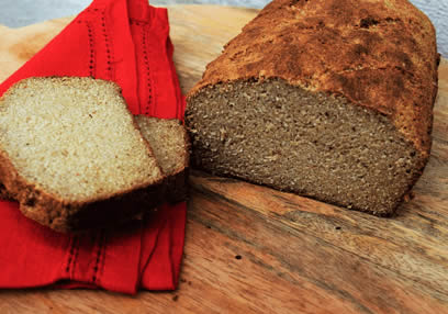 Buckwheat & Coconut Bread