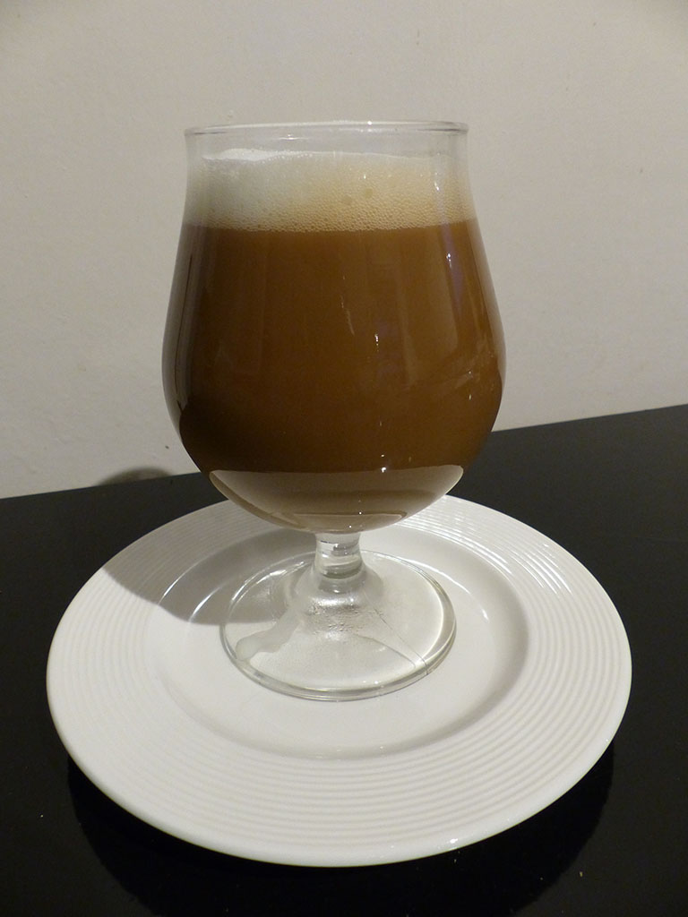 Special Alcoholic Coffee