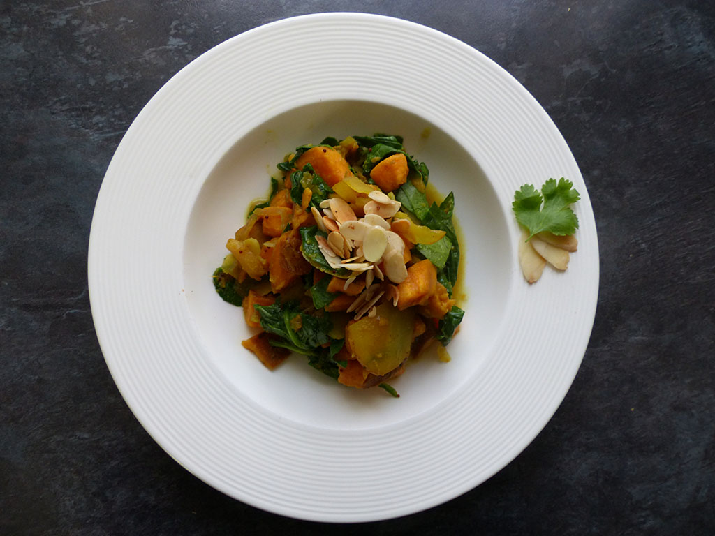 Anti-inflammatory Curry