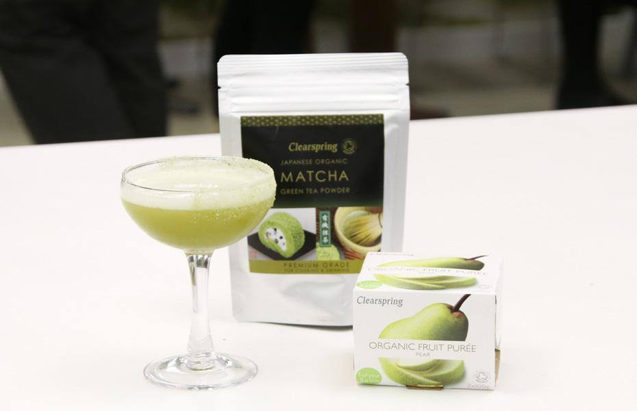 Ms Matcha - Cocktail
